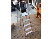 Aluminium Step Ladders - Excellent Condition - Collect ASAP