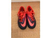 Nike Hypervenom AstroTurf football boots - Sz 5.5UK