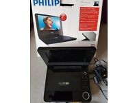 Portable DVD player selling as spares or repair £5