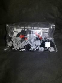 LEGO vehicle parts