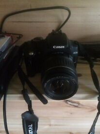 Canon EOS 350D Digital SLR Camera (18-55mm Lens Kit)