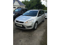 Ford Focus Estate 1.6 Tdci facelift, Full Service History