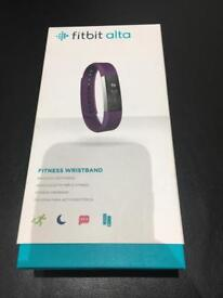 Fitbit Alta Fitness Tracker/ Watch