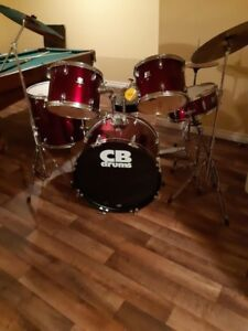 *REDUCED* Drum Set
