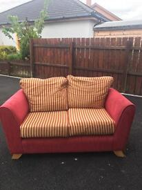 Great condition two seater sofa