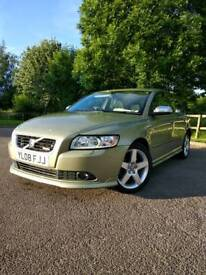 S40 R design Diesel automatic mint condition