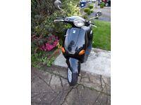 Piaggio Vespa ET2 50cc 1998