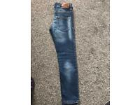 Girls next jeans excellent condition age 7