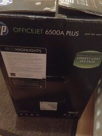 NEW - HP Officejet Plus 6500A e-All-in-One Web Enabled Printer