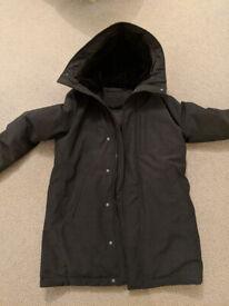 566e0b02e Armani Jeans Slim size- Small Man Denim Towel Mix Bomber Jacket 100 ...