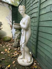 Large Pandora statue