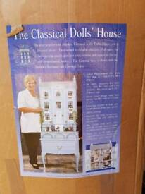 Dolls Emporium dolls house and basement kit