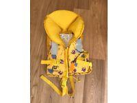 Child's life jacket