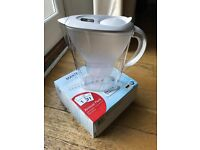 BRITA Marella Cool Water Filter Jug + 11 NEW MAXTRA Filters