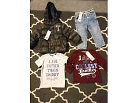 Boys brand new clothes bundle 12-18months