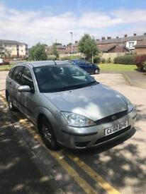Ford Focus 1.6 +LONG MOT+DRIVES WELL+
