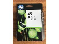 HP 45 Original Ink Cartridge 51645A