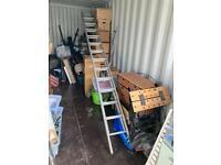 Full size ladder