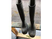 Site Safety Wellingtons