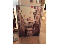 Extra large Canvas - French Art