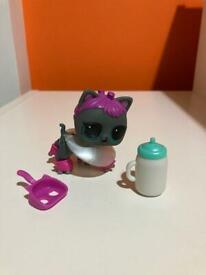 Lol doll pet sk8r cat