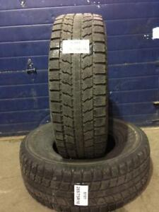 2 PNEUS D HIVER USAGES 265/75R16   26575R16 2 WINTER TIRES 265/75R16 26575R16  TOYO GSI 5