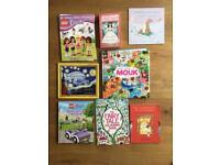 8 books for girls