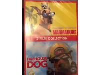 Marmaduke/ Firehouse Dog DVD