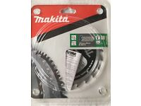 Makita circular saw blade 165mm x 1.7