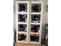Large ikea display cabinet