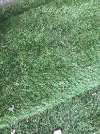 Roll of artificial grass, 4x2 metres high quality