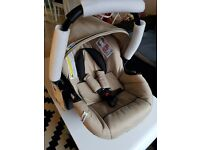 Hauck Sand Zero Plus Comfort car seat