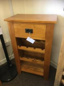 Wine rack cabinet * free furniture delivery *