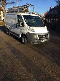 62 2013 fiat Ducato 130 multiJet 6 speed