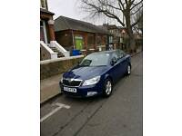 PCO Skoda Octavia automatic Main dealer service history, first license January 2017