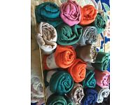 Scarves different types and styles