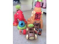 HappyLand Dinosaur Set £25 ONO