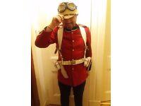 zulu war pacage set uniform