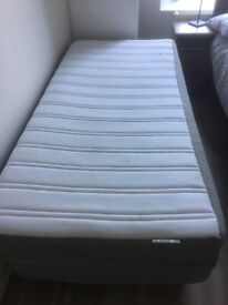 2Single Ikea beds with matress brand New