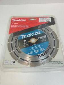 Makita Diamond Blade. We Sell Used Tools. (#51461) JE724467