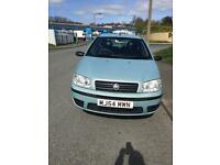 2004(54)Fiat Punto 1.2 50k low milage with full service history