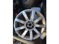 Audi RS4 alloys 18 inch