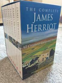 James Herriot Complete Collection