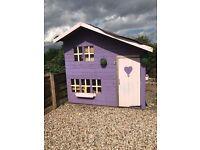 Children's playhouse x2 storie