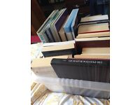 Free books must go as job lot ideal resell