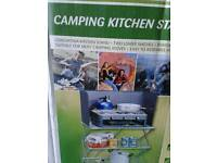 Kitchen camping table new in box