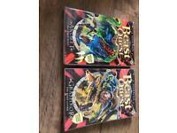 Beast Quest Books x 2