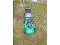 Performance Power 19 Inch Push Lawnmower