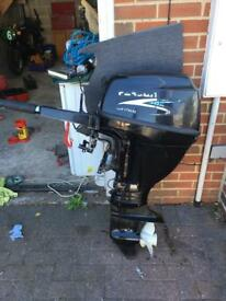 15HP Parsun short shaft outboard motor (FWS15)