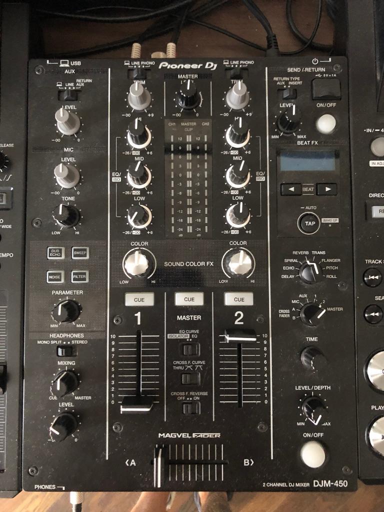 Pioneer DJM 450 | in London | Gumtree